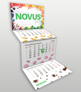 печать календари 4