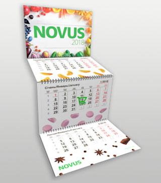 печать календари 3