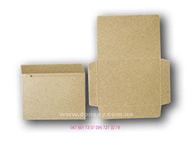 Конверты из крафт бумаги производство Донсай