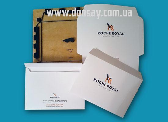 подарочный конверт штанц А-5