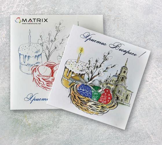 изготовление конвертов и открыток